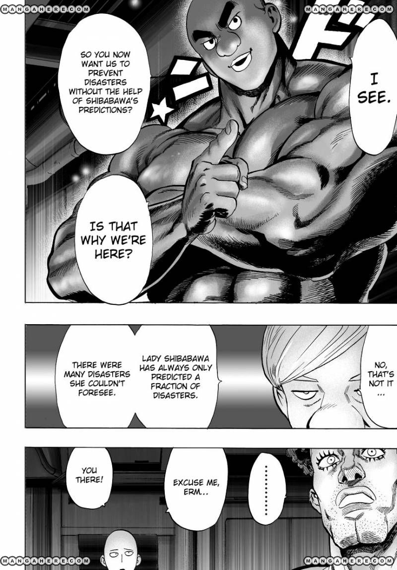 One Punch Man Chapter 30 Read Online Image 8