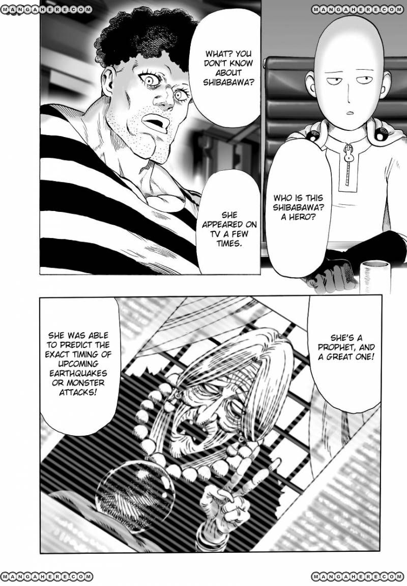 One Punch Man Chapter 30 Read Online Image 9