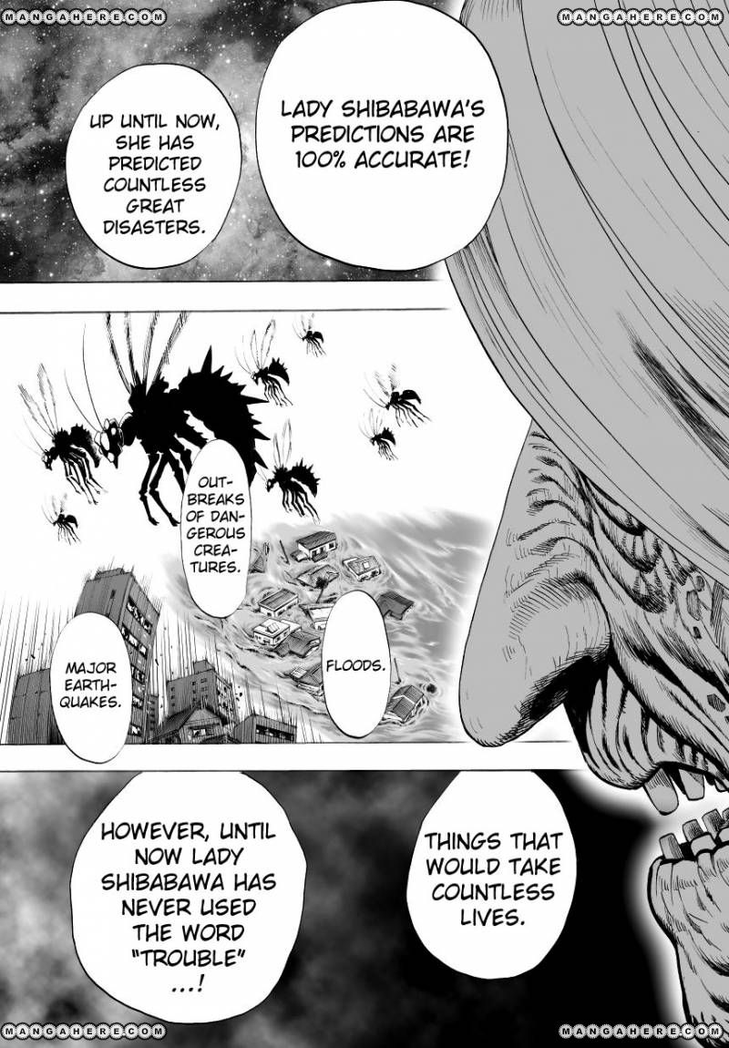 One Punch Man Chapter 30 Read Online Image 15