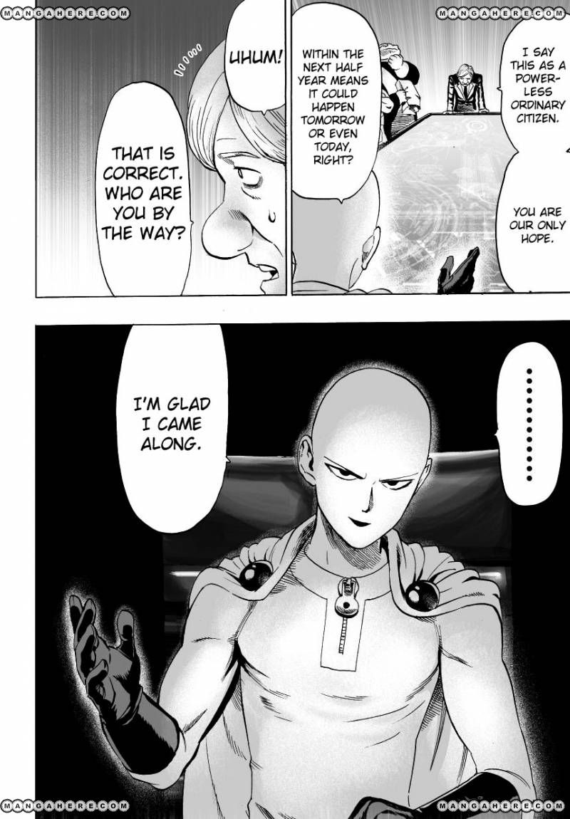 One Punch Man Chapter 30 Read Online Image 18