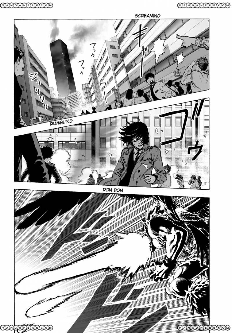 One Punch Man Chapter 30 Read Online Image 20