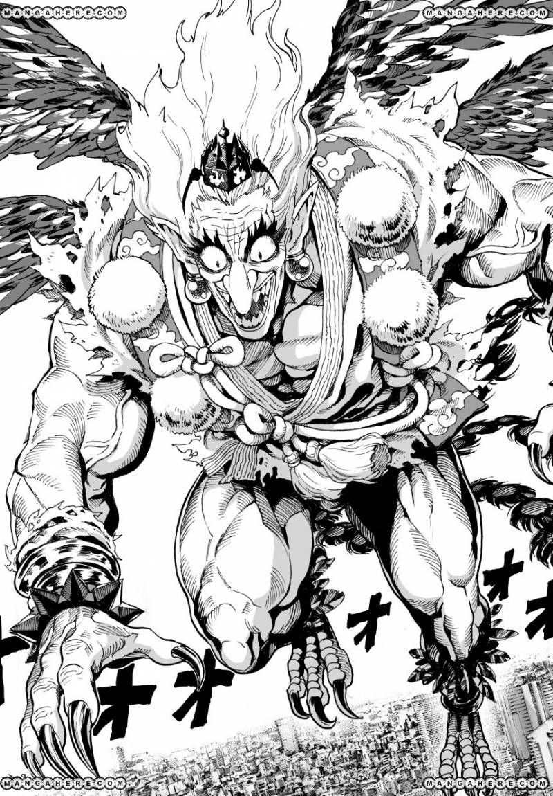 One Punch Man Chapter 30 Read Online Image 22