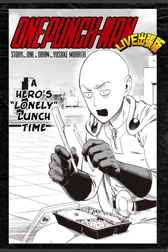 One Punch Man Chapter 30.1 Read Online Image 1