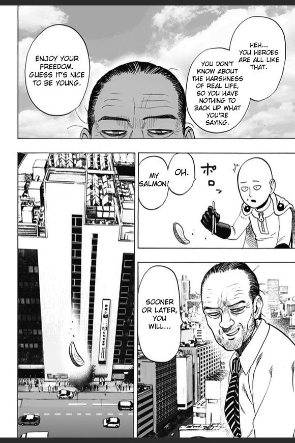 One Punch Man Chapter 30.1 Read Online Image 6