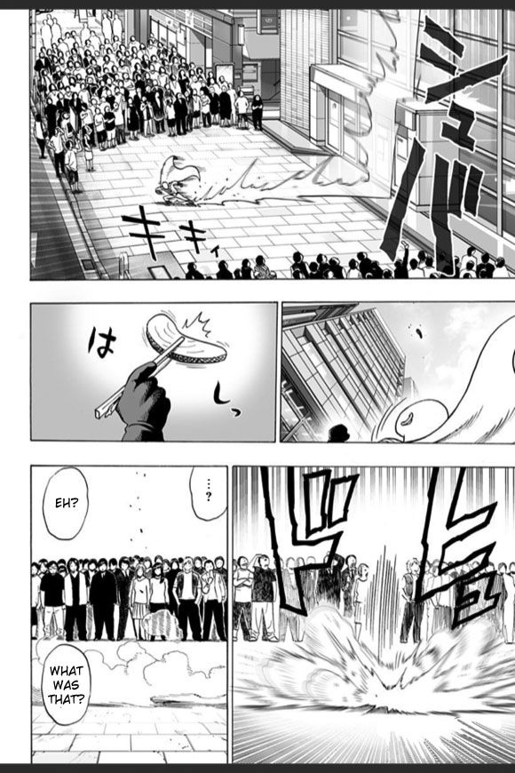 One Punch Man Chapter 30.1 Read Online Image 7
