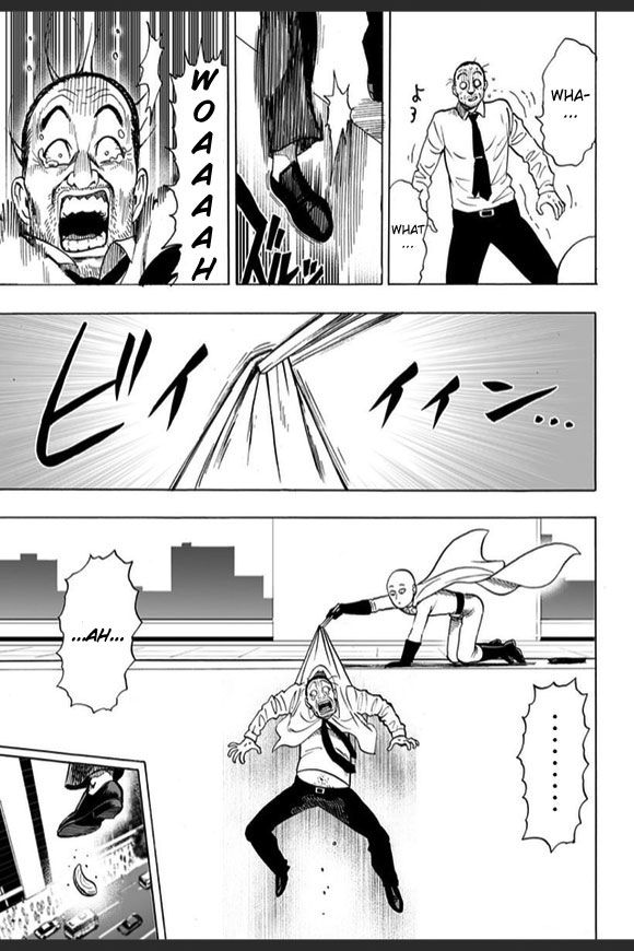 One Punch Man Chapter 30.1 Read Online Image 8