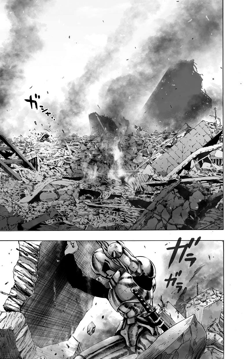 One Punch Man Chapter 31 Read Online Image 8