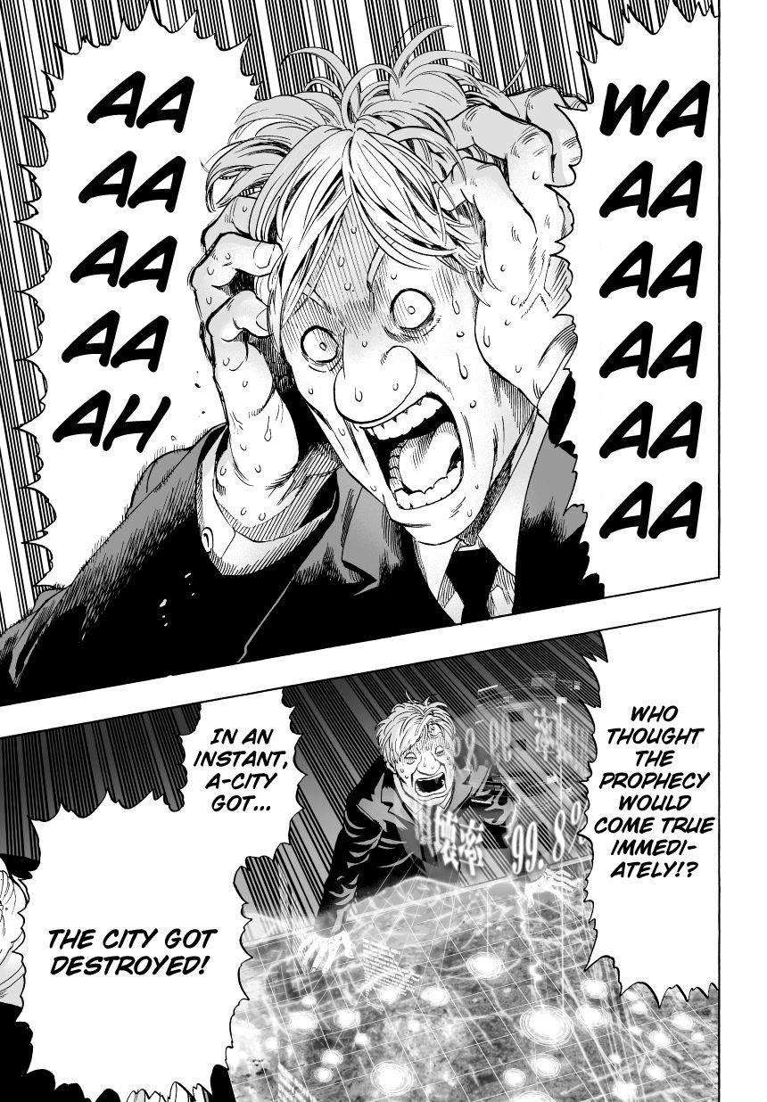 One Punch Man Chapter 31.2 Read Online Image 2