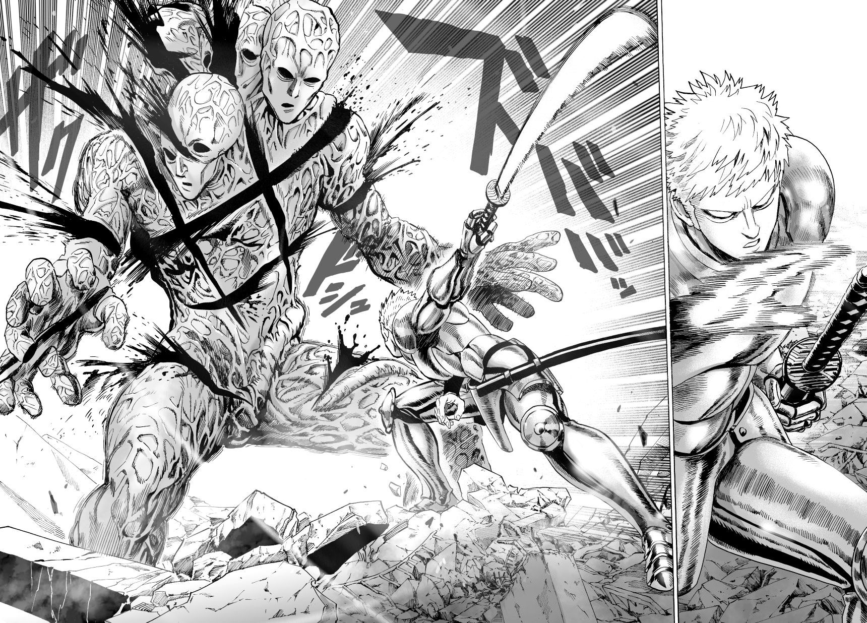 One Punch Man Chapter 31.2 Read Online Image 11
