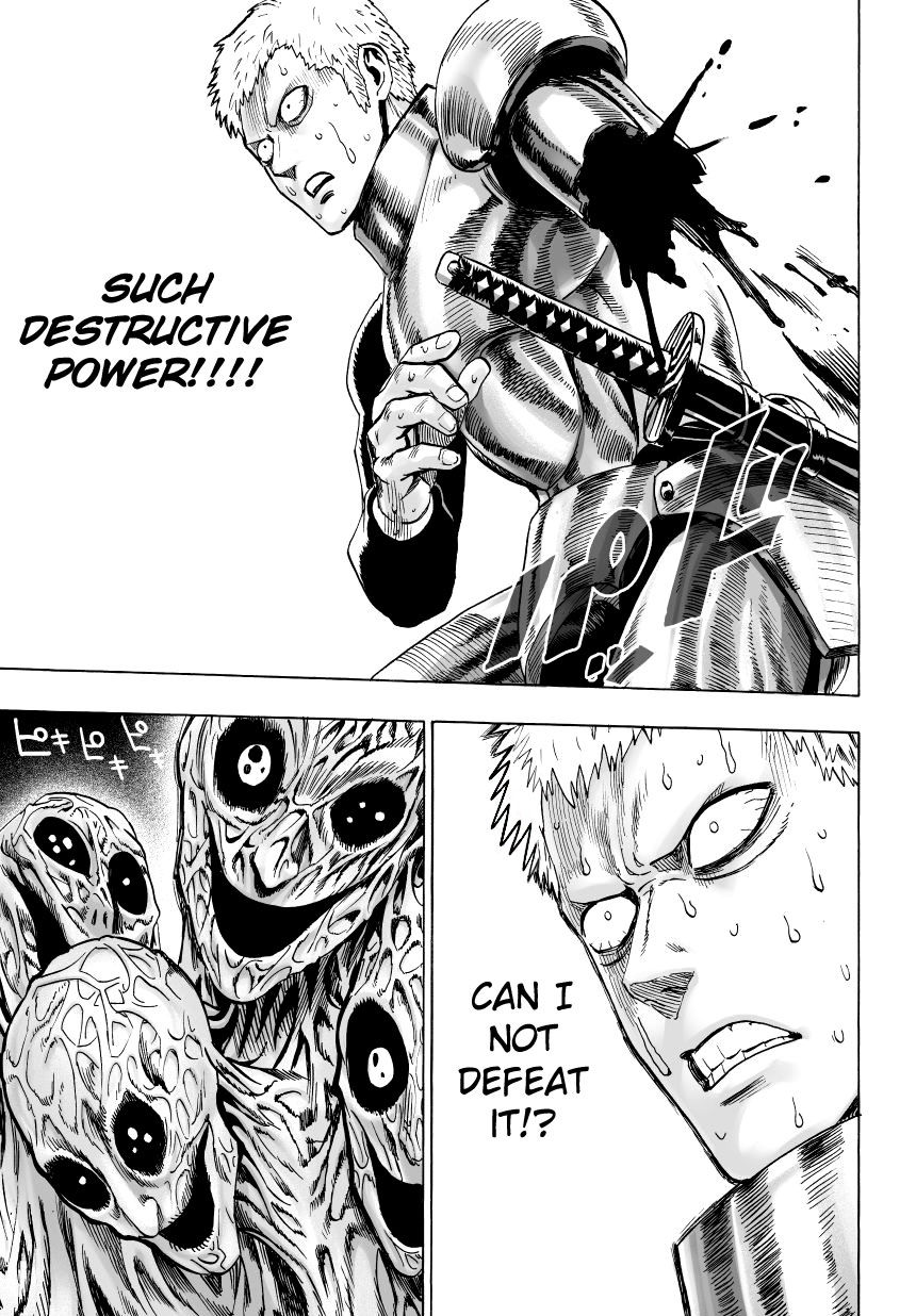 One Punch Man Chapter 31.2 Read Online Image 15
