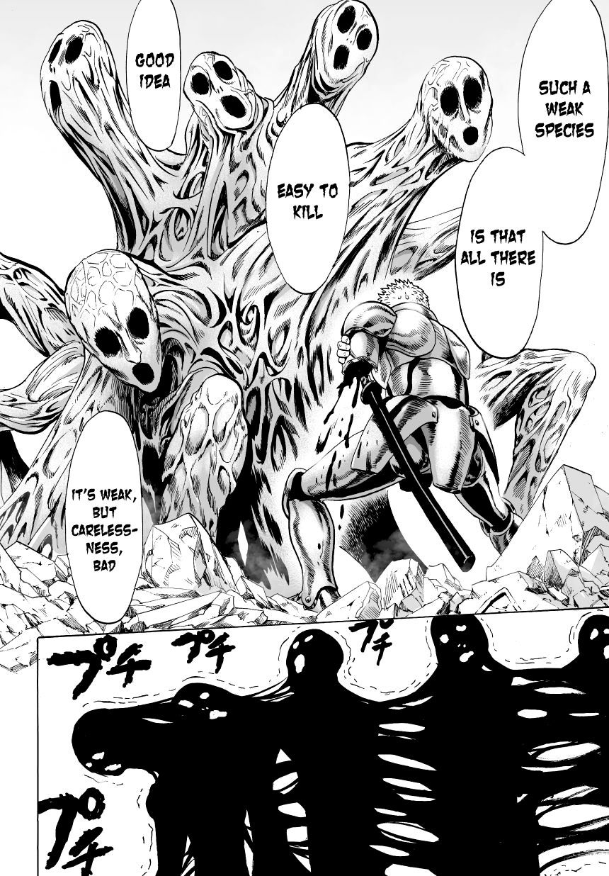 One Punch Man Chapter 31.2 Read Online Image 16