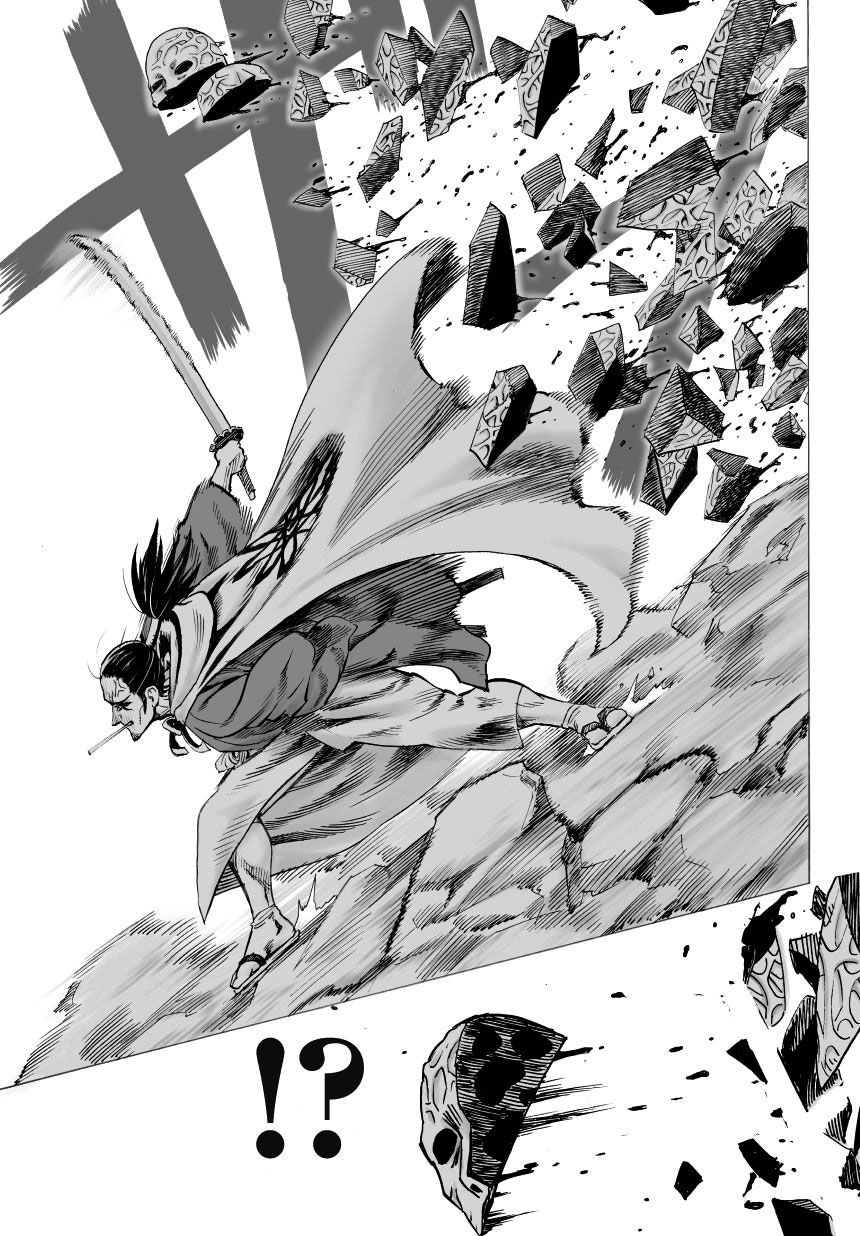 One Punch Man Chapter 32 Read Online Image 6