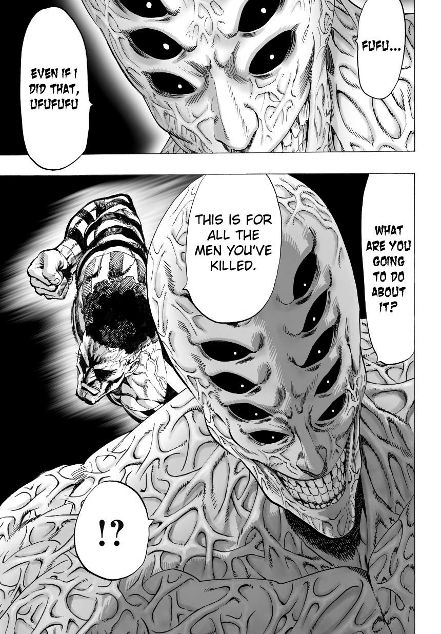 One Punch Man Chapter 32 Read Online Image 10
