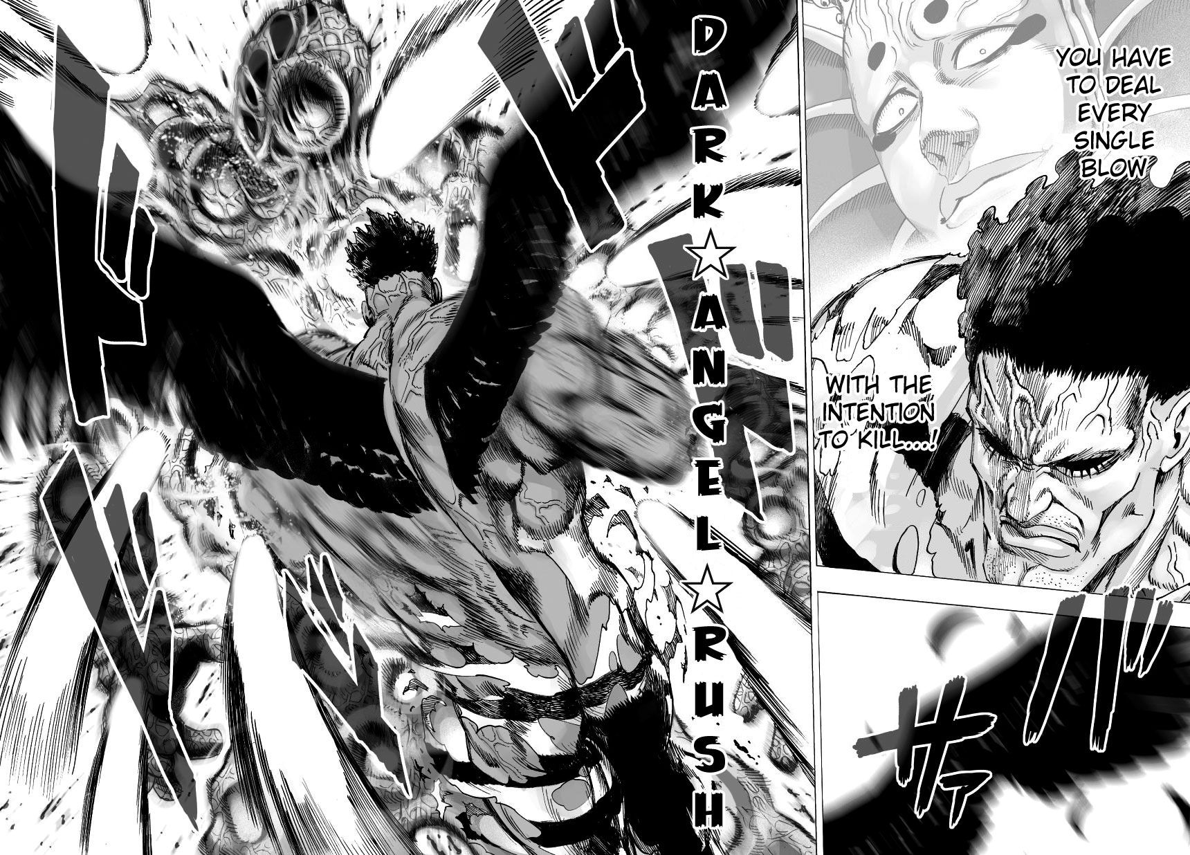 One Punch Man Chapter 32 Read Online Image 11