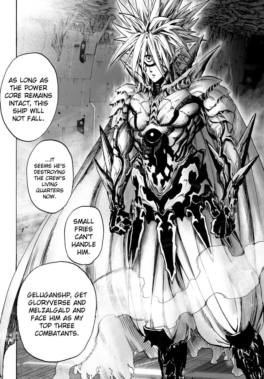 One Punch Man Chapter 32 Read Online Image 23