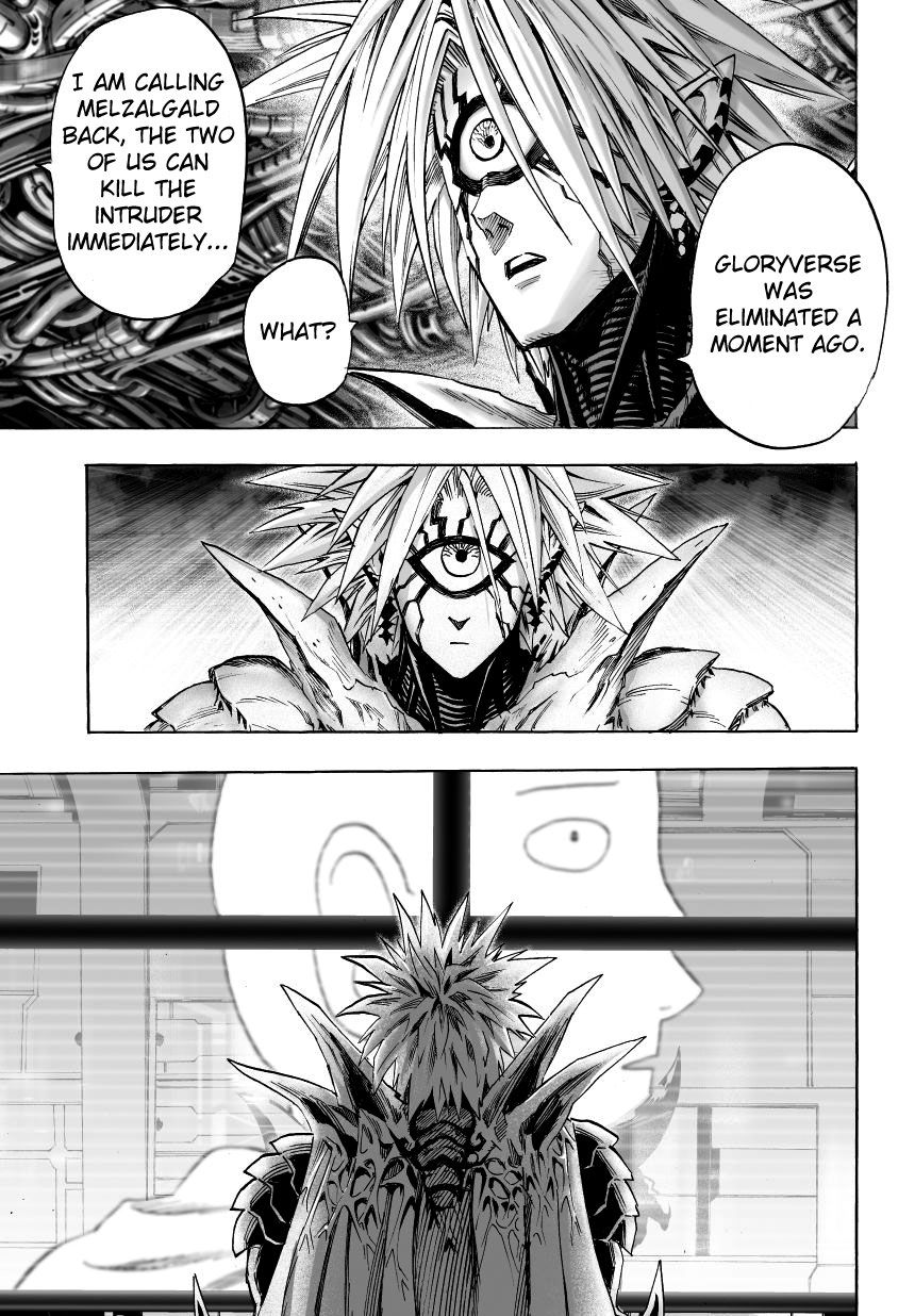 One Punch Man Chapter 32 Read Online Image 24