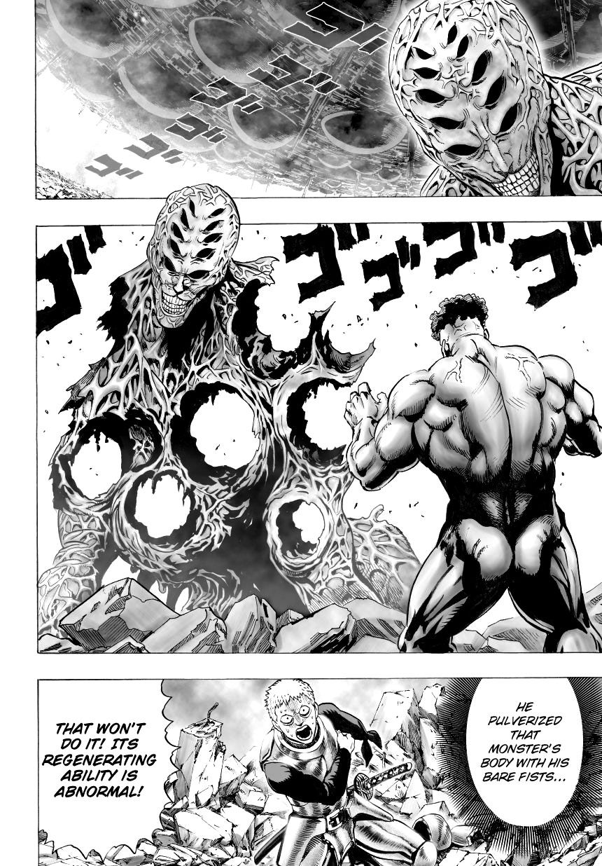 One Punch Man Chapter 32 Read Online Image 25