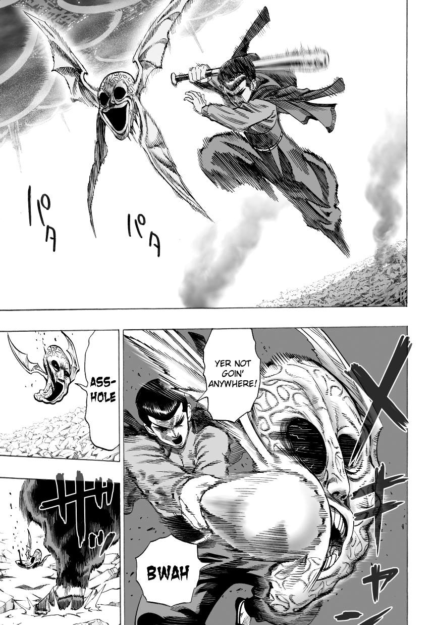 One Punch Man Chapter 32 Read Online Image 31