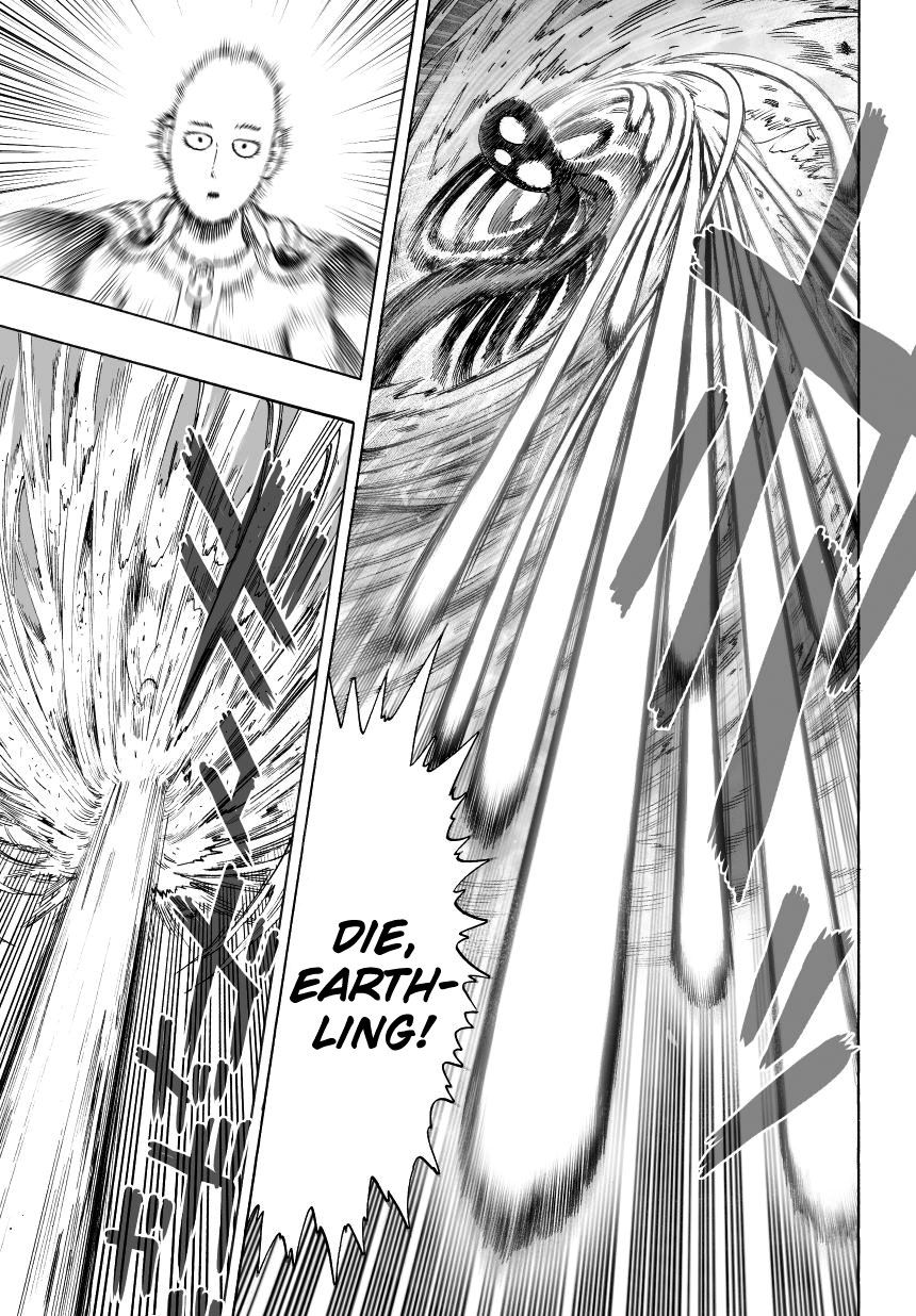 One Punch Man Chapter 34 Read Online Image 4