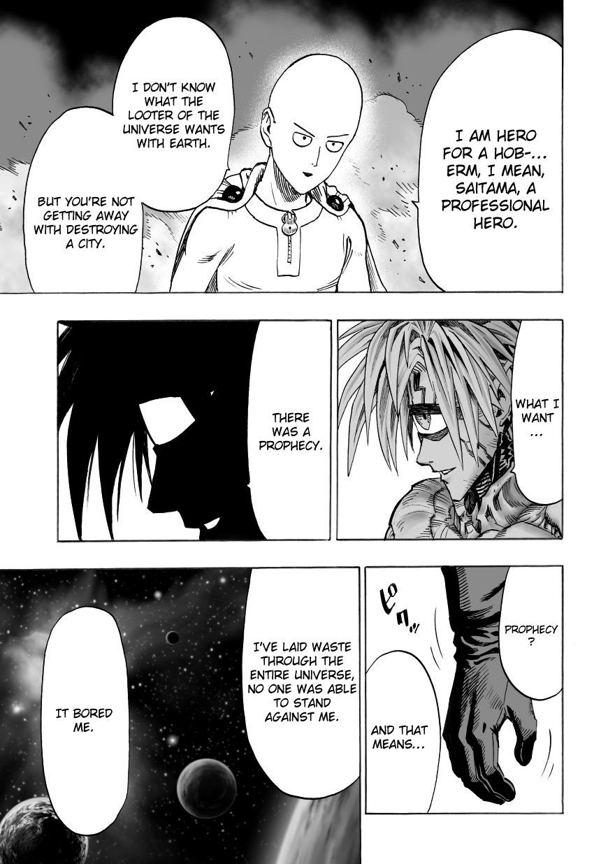 One Punch Man Chapter 34 Read Online Image 8