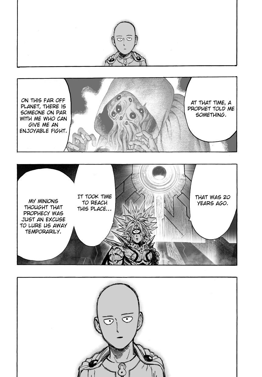 One Punch Man Chapter 34 Read Online Image 9