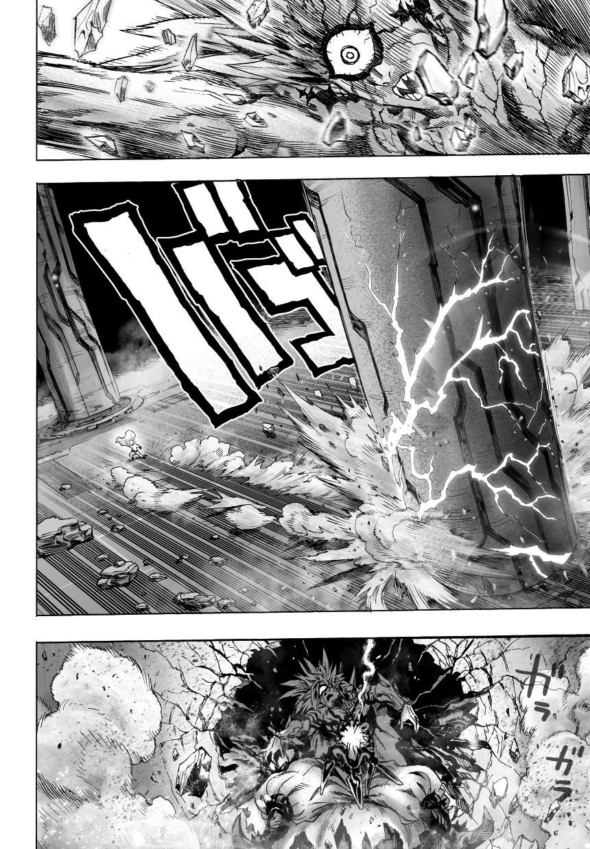 One Punch Man Chapter 34 Read Online Image 11