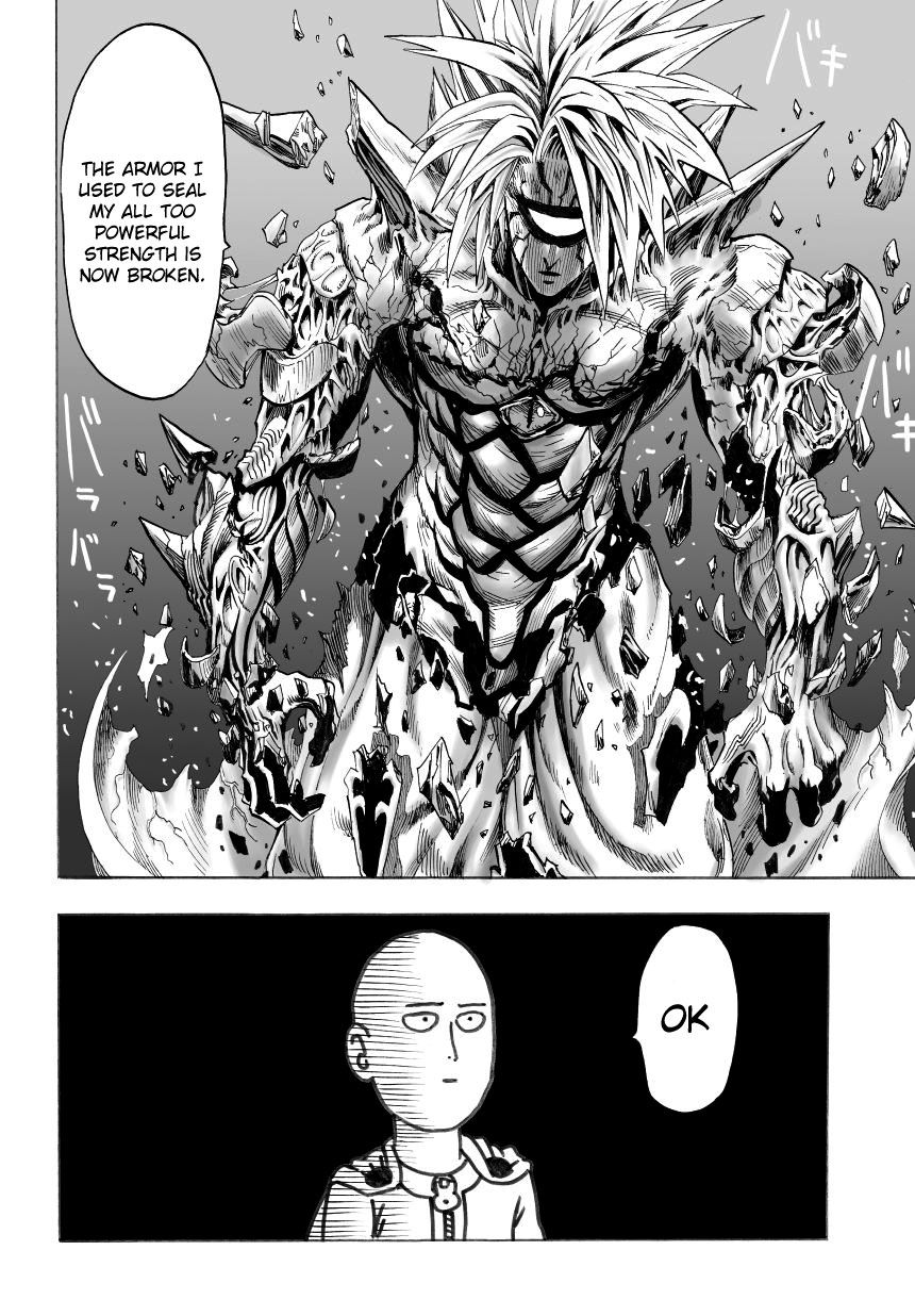 One Punch Man Chapter 34 Read Online Image 13