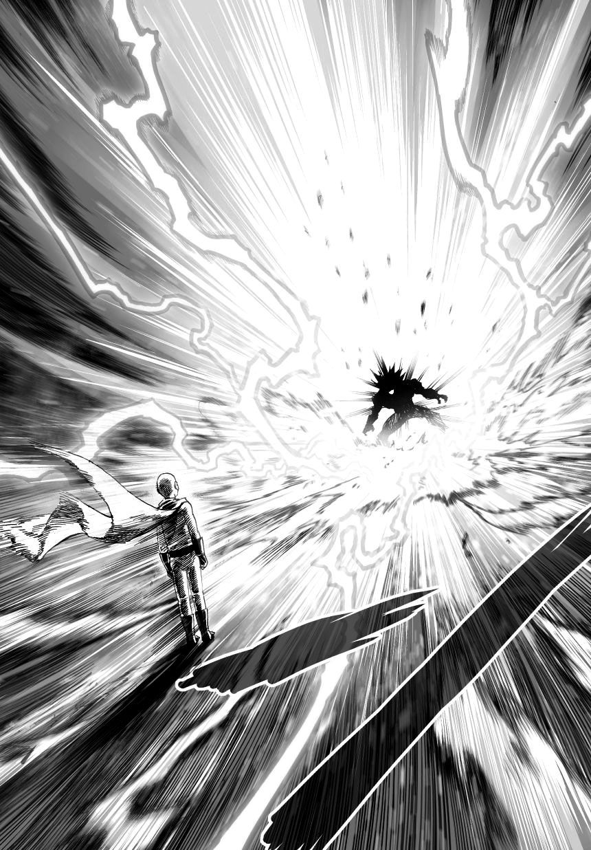 One Punch Man Chapter 34 Read Online Image 16