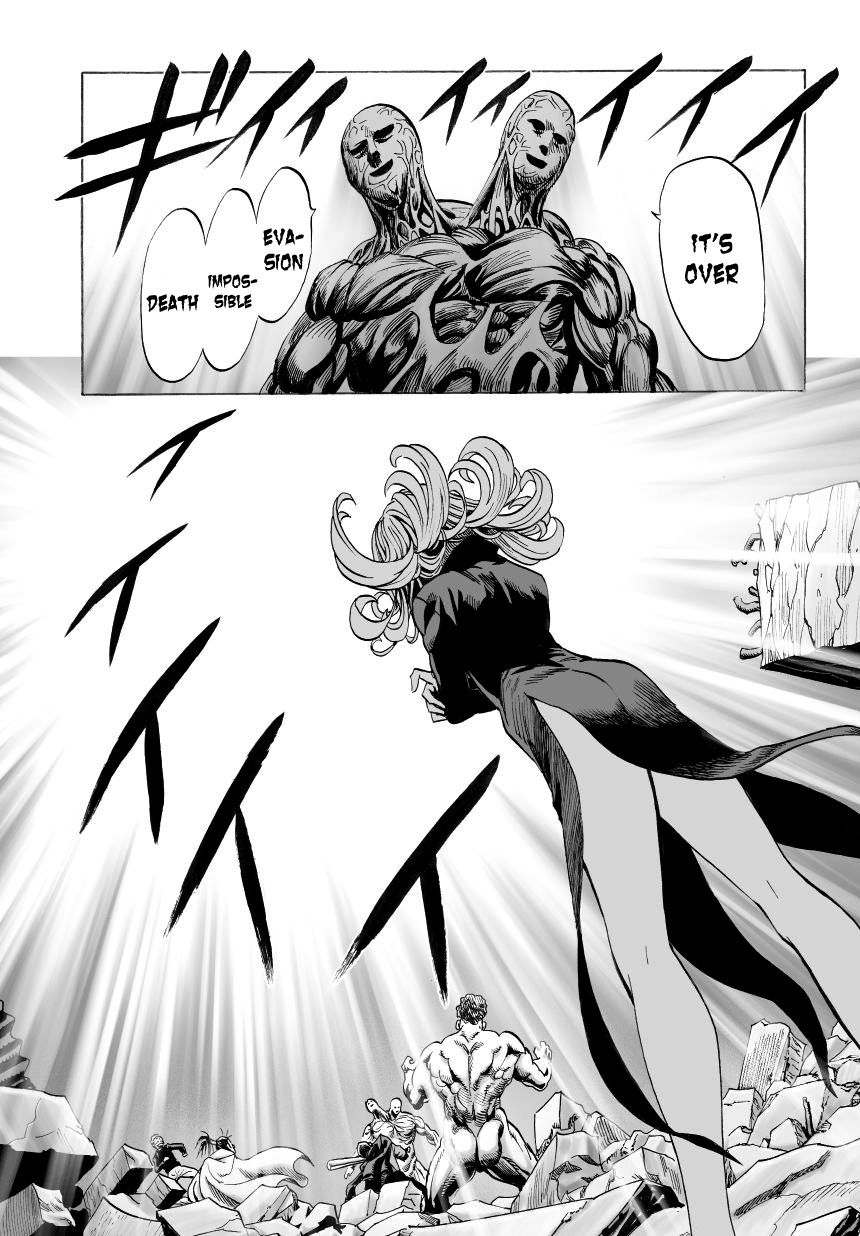 One Punch Man Chapter 34 Read Online Image 20