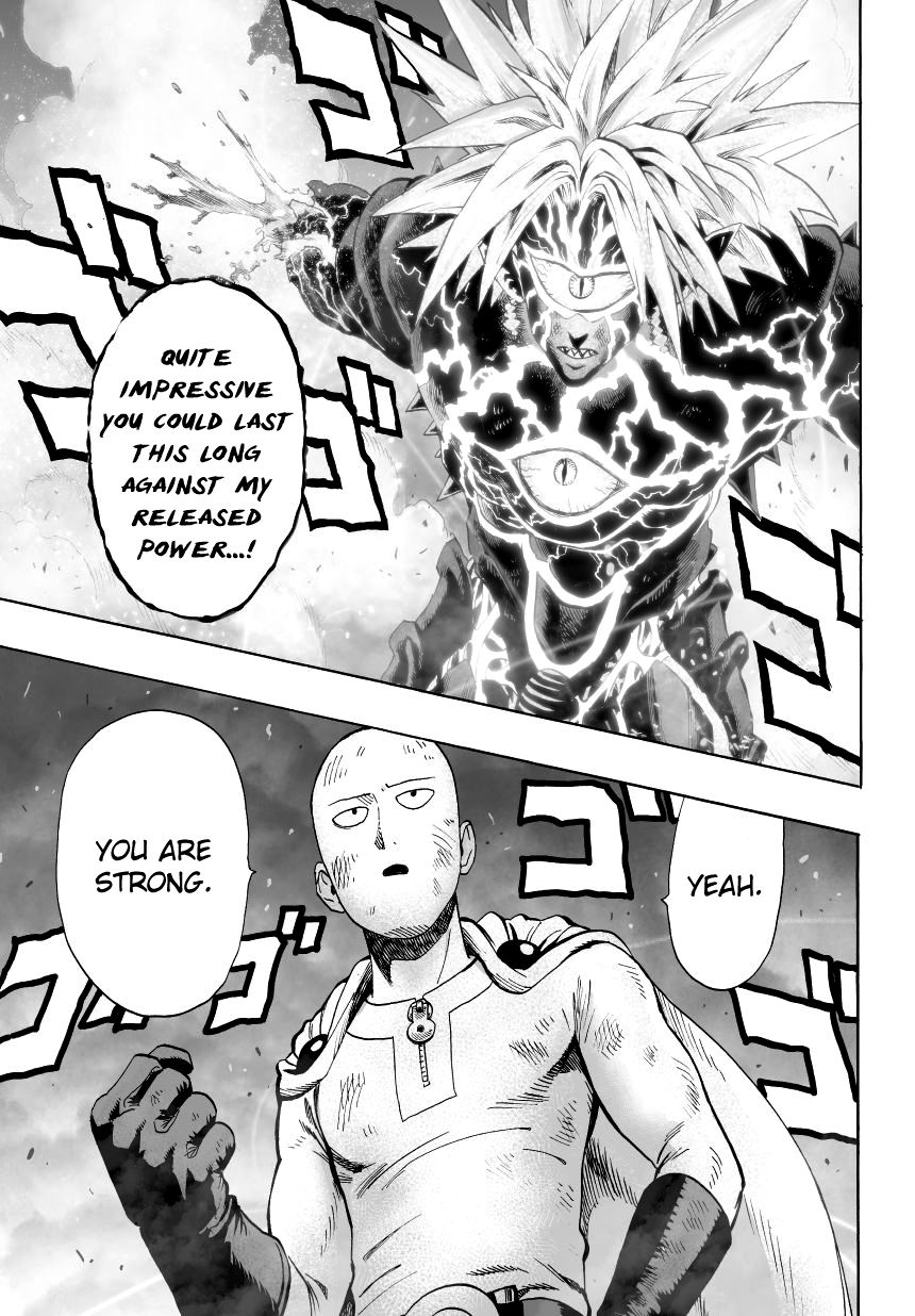 One Punch Man Chapter 34.5 Read Online Image 9