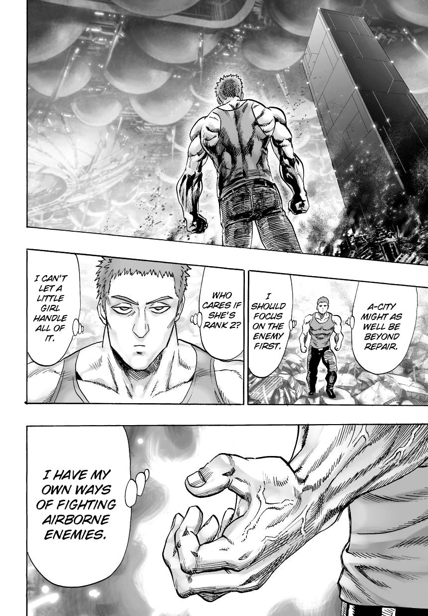 One Punch Man Chapter 34.5 Read Online Image 10
