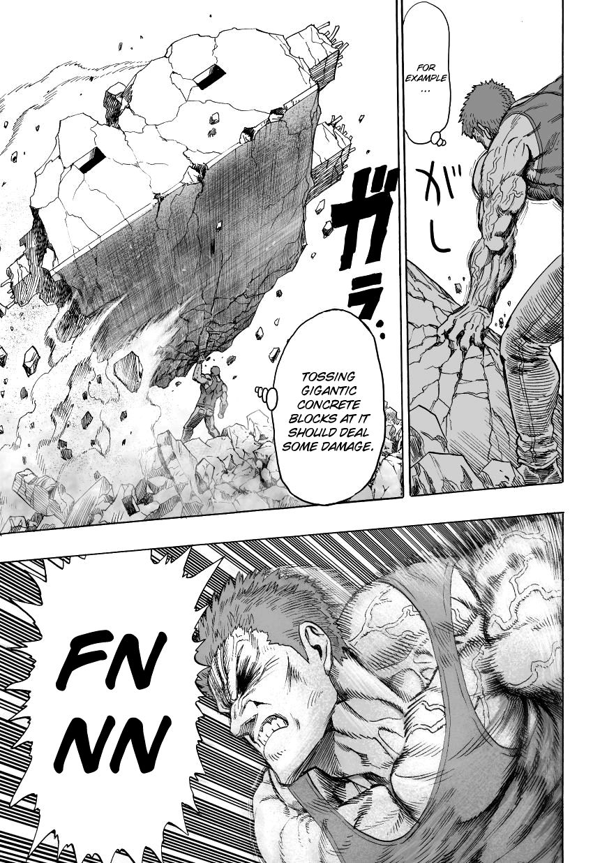 One Punch Man Chapter 34.5 Read Online Image 11