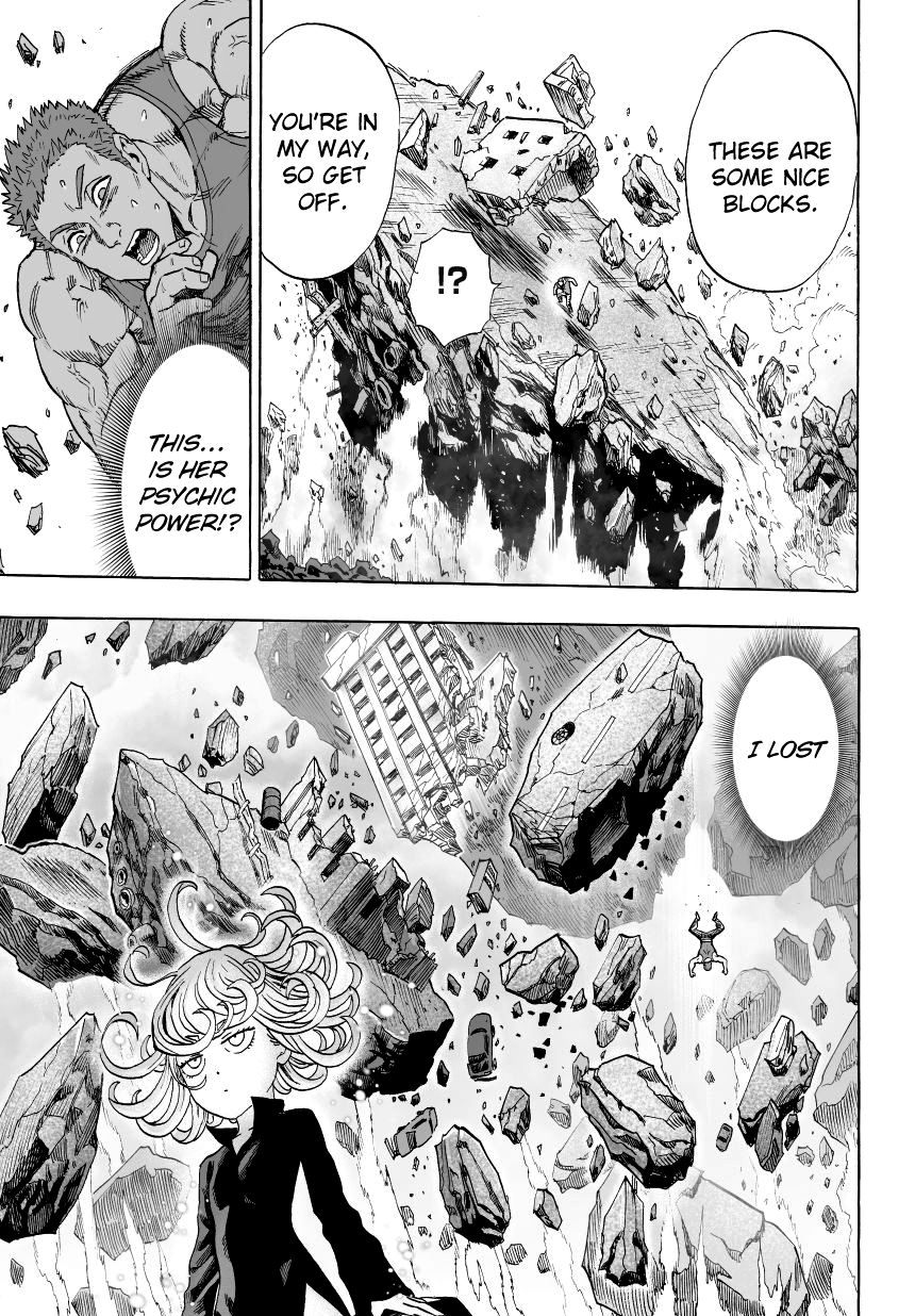 One Punch Man Chapter 34.5 Read Online Image 13