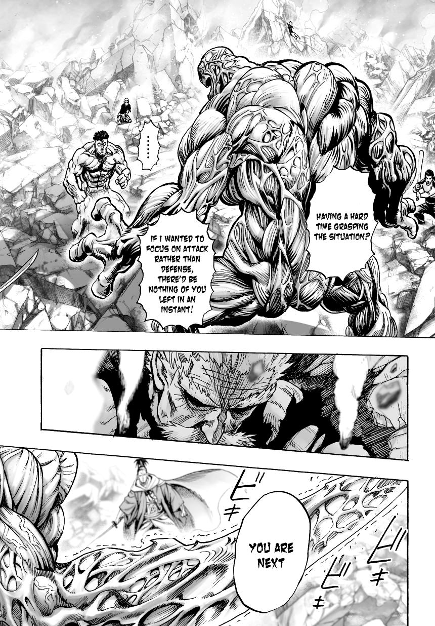 One Punch Man Chapter 34.7 Read Online Image 2