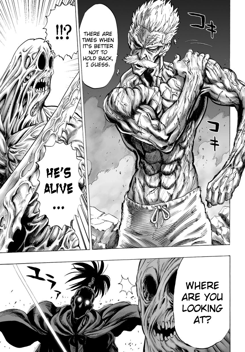 One Punch Man Chapter 34.7 Read Online Image 4