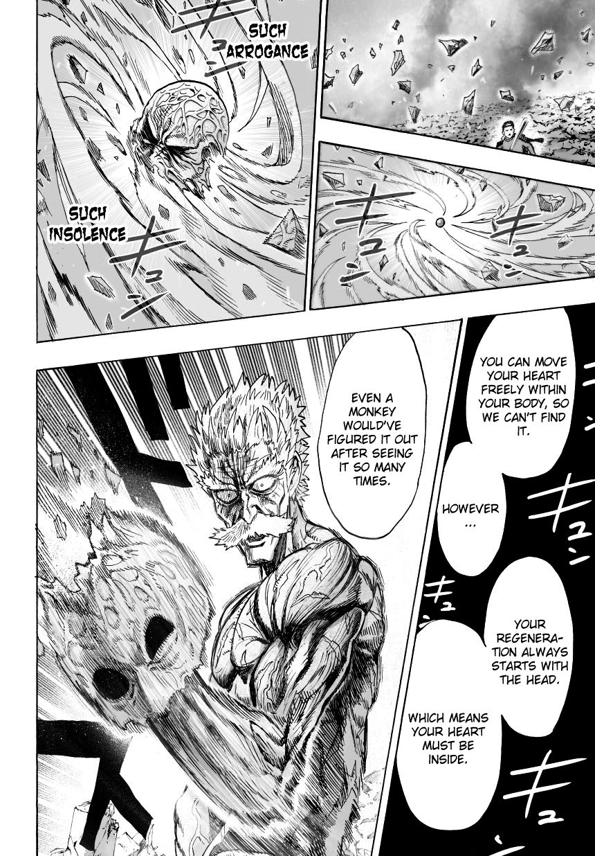 One Punch Man Chapter 34.7 Read Online Image 6