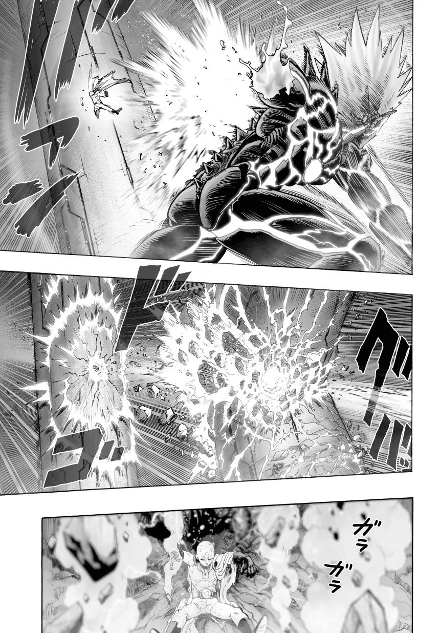 One Punch Man Chapter 34.7 Read Online Image 12