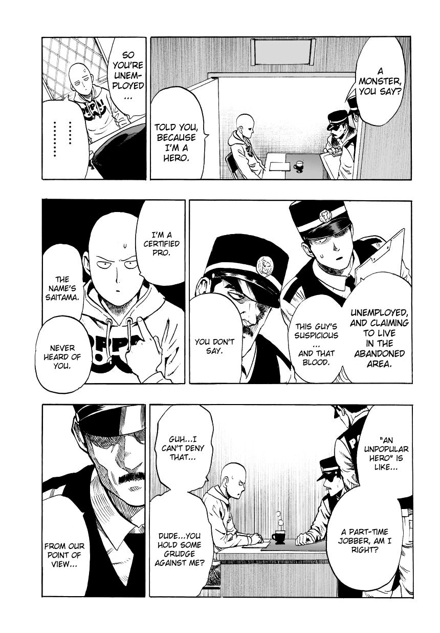 One Punch Man Chapter 34.8 Read Online Image 6