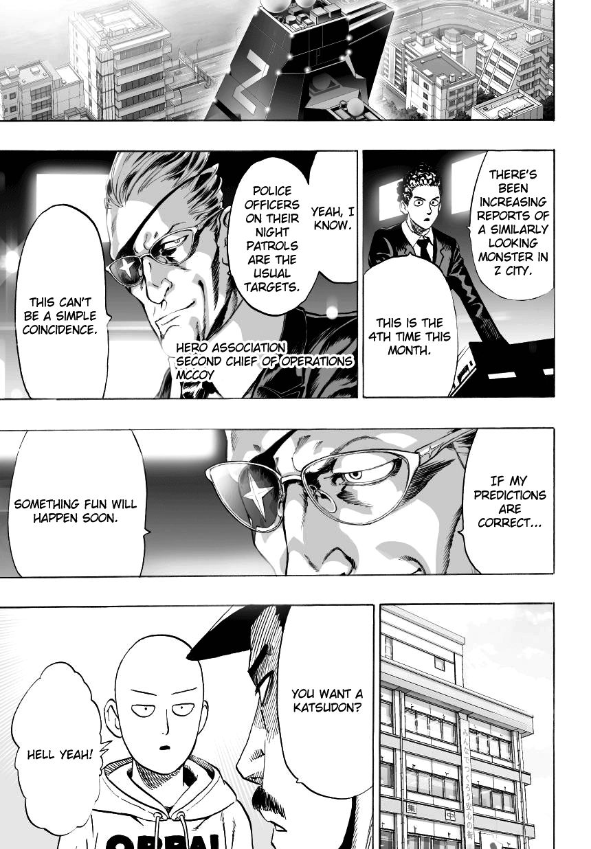 One Punch Man Chapter 34.8 Read Online Image 8