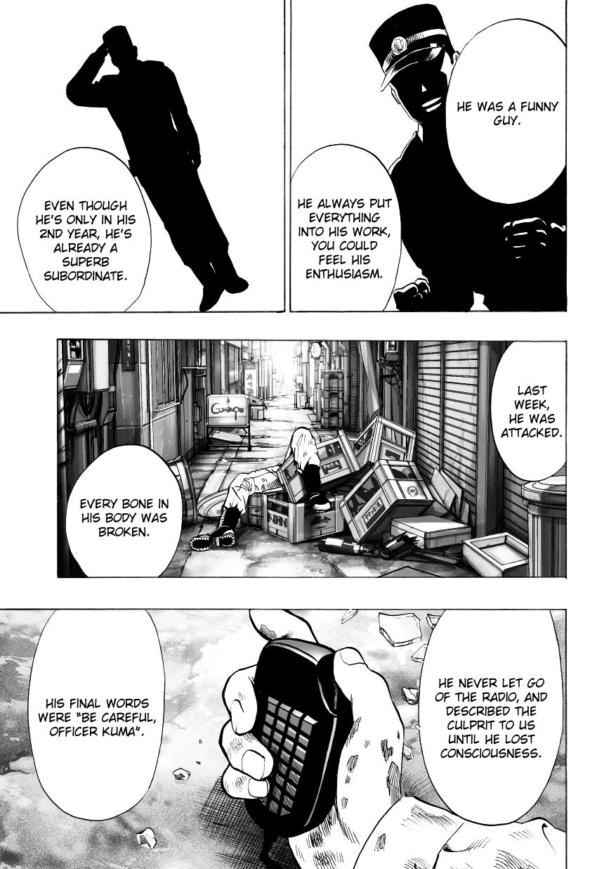 One Punch Man Chapter 34.8 Read Online Image 10