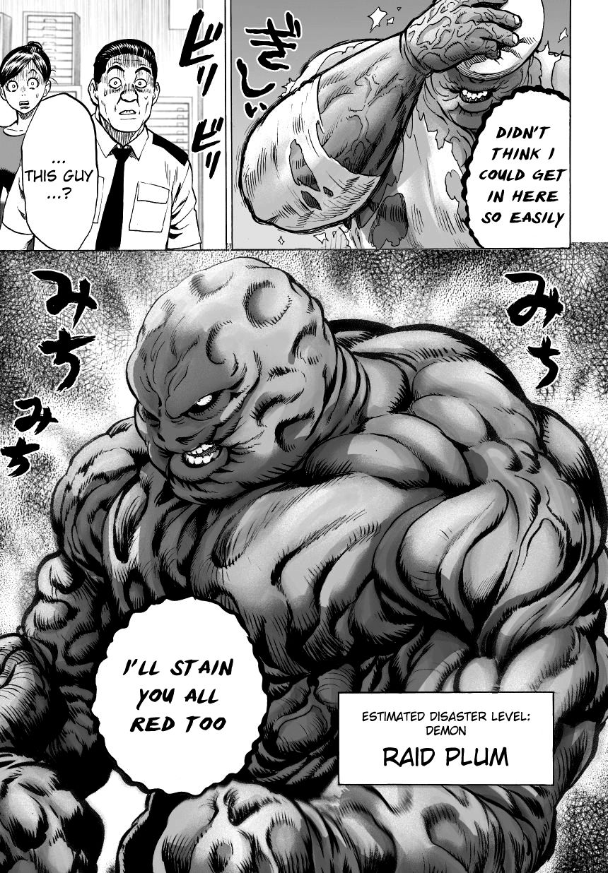 One Punch Man Chapter 34.8 Read Online Image 12