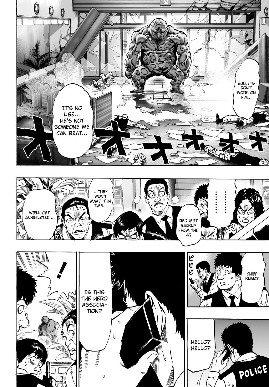 One Punch Man Chapter 34.8 Read Online Image 17