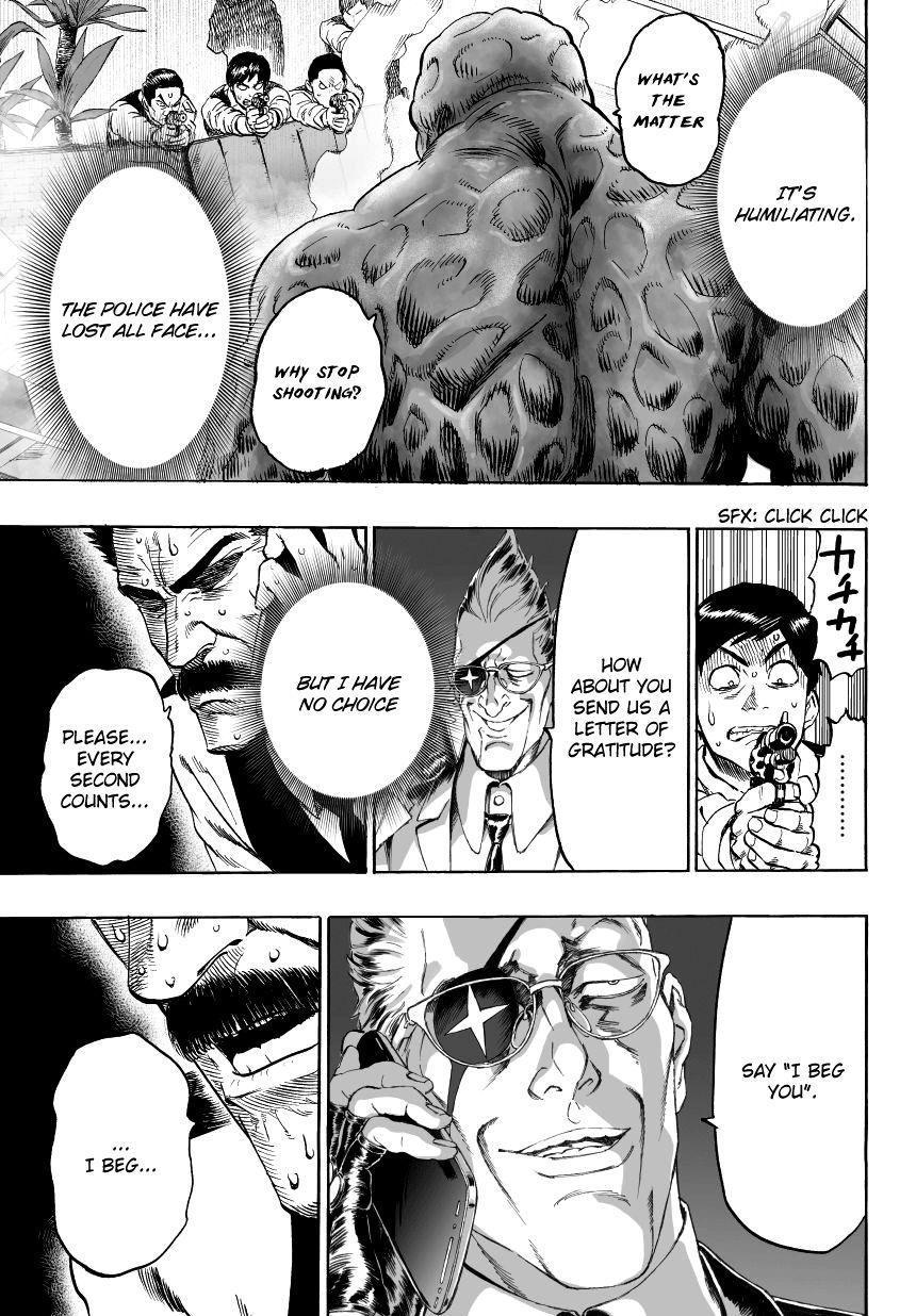 One Punch Man Chapter 34.8 Read Online Image 20
