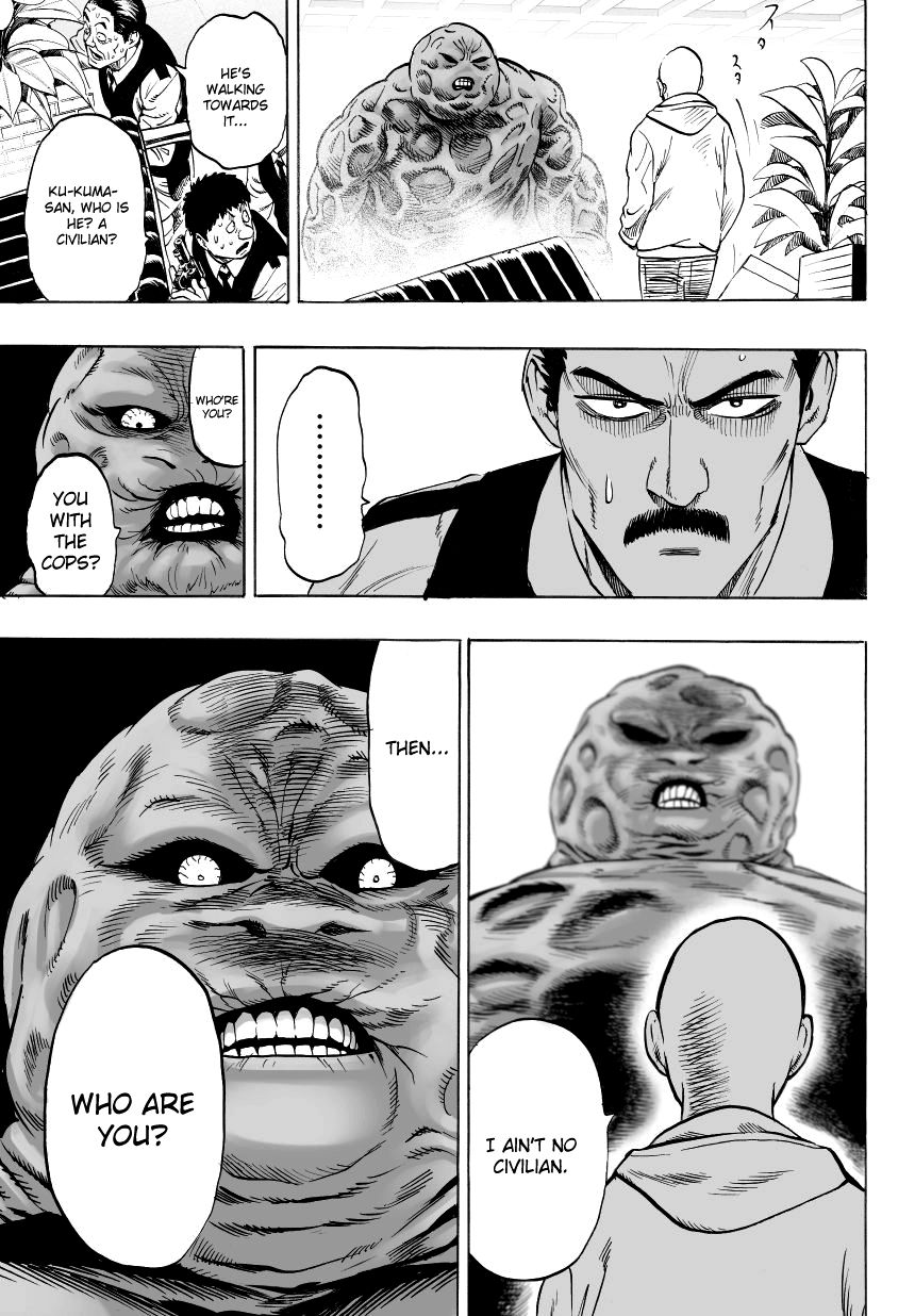 One Punch Man Chapter 34.8 Read Online Image 24