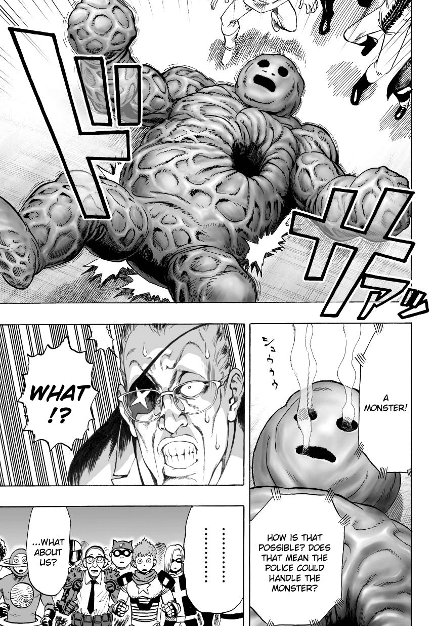 One Punch Man Chapter 34.8 Read Online Image 28
