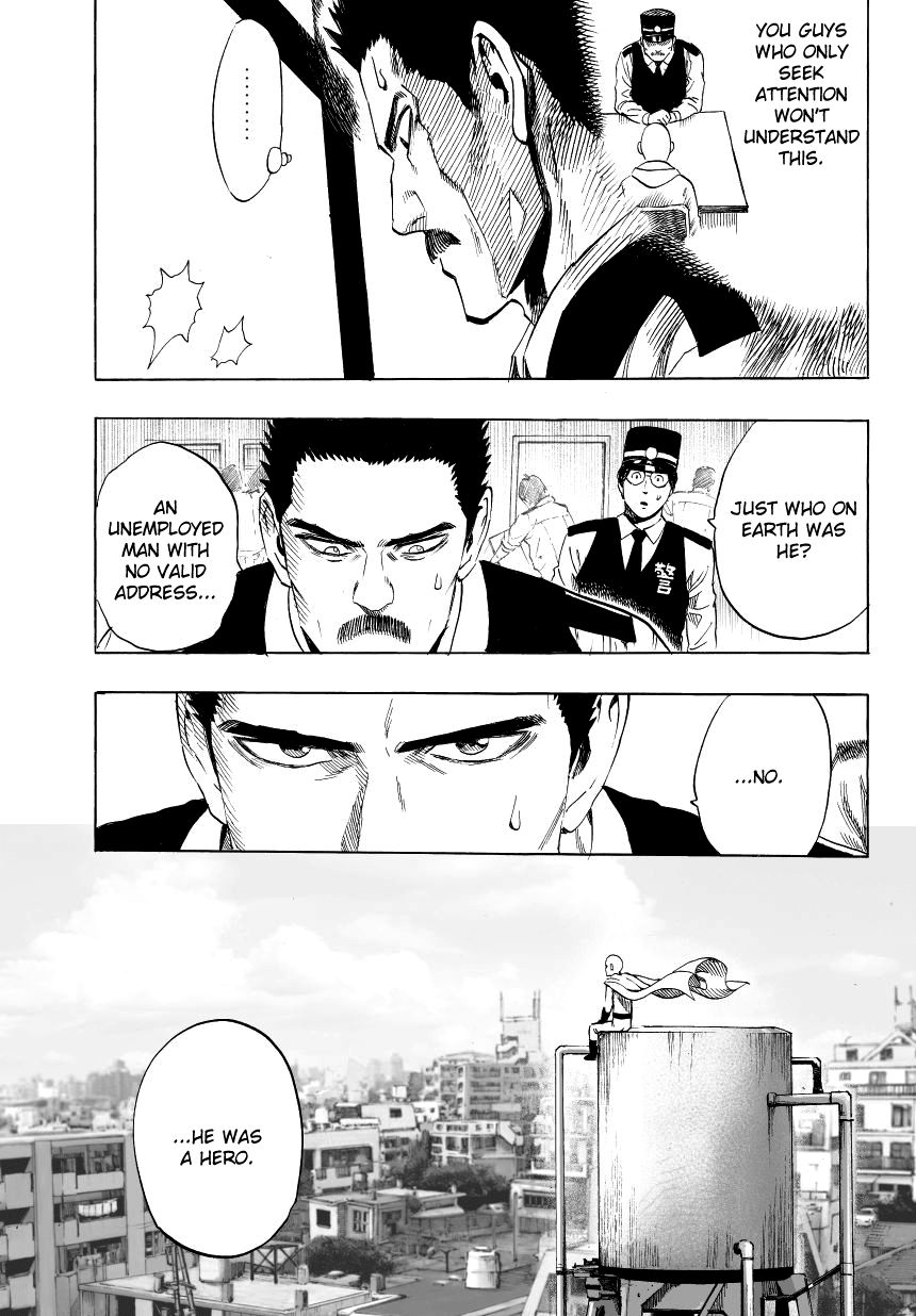 One Punch Man Chapter 34.8 Read Online Image 30