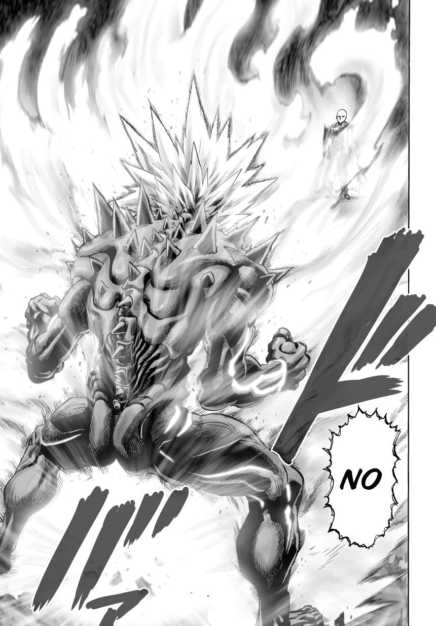 One Punch Man Chapter 35 Read Online Image 6