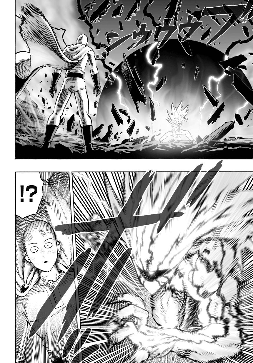 One Punch Man Chapter 35 Read Online Image 8