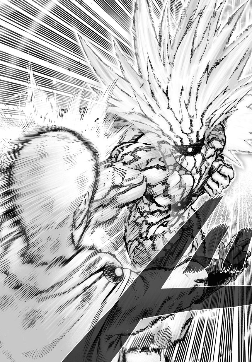 One Punch Man Chapter 35 Read Online Image 9