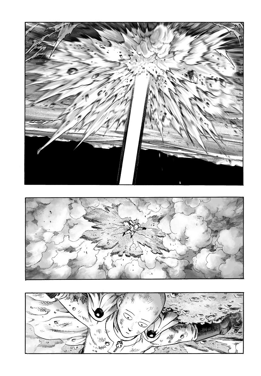 One Punch Man Chapter 35 Read Online Image 15